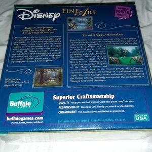 Disney Games - Disney's Fine Art Snow White 1000 Peice Puzzle